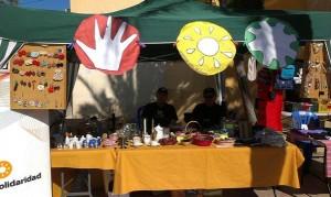 AS, presente en el Día de África en Nazaret (Valencia)