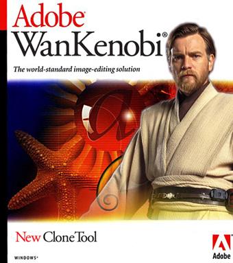 Adobe Wan Kenobi
