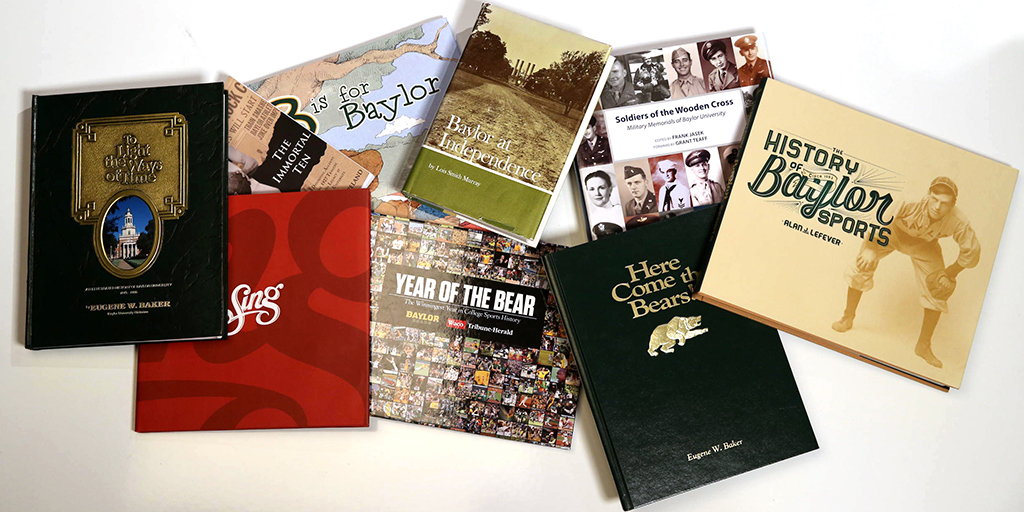 BaylorProud 7 Books That Should Be On Every Baylor Bear's Shelf