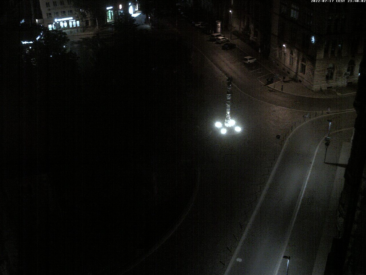 Ansicht aus dem Rathausturm