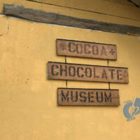 Moruga Cocoa Chocolate Museum.