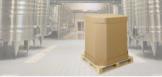 DS Smith Packaging Octabins  Industrial packaging for