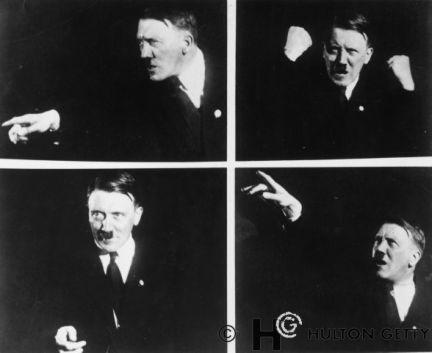 Hitler pandai berceramah. Beliau juga bertanggungjawab mengakibatkan peperangan yang mengorbankan jutaan nyawa.