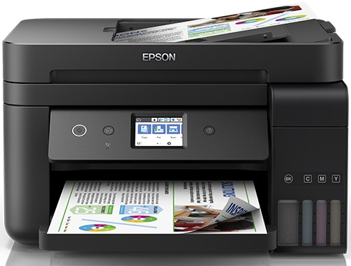 Epson   L6190   Exceed Your Vision