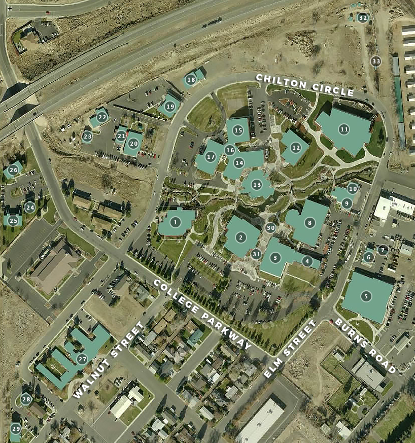 Great Basin College Maps  Home