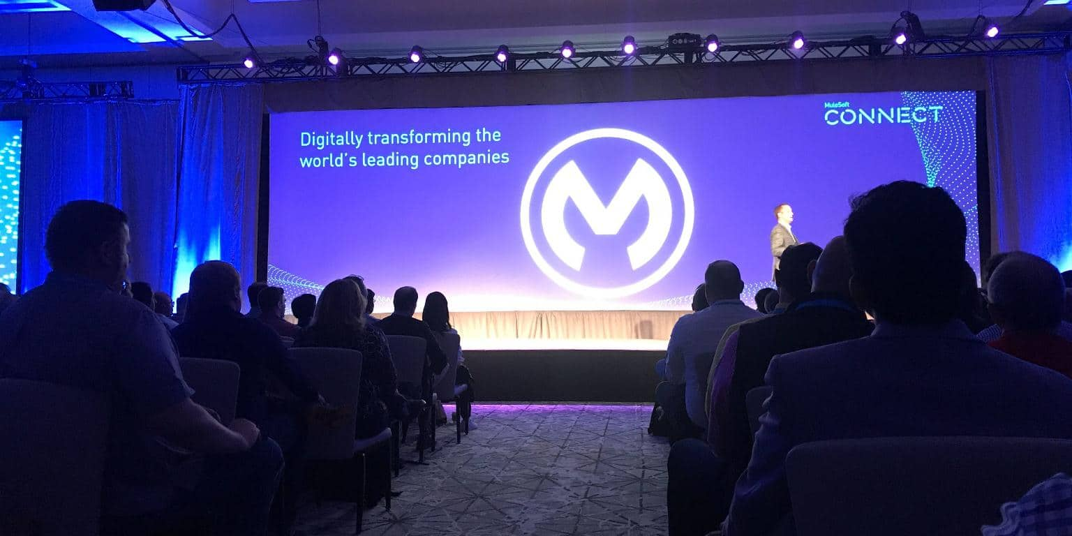 Incepta at MuleSoft Connect 2019