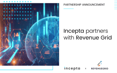 Incepta Solutions Announces Partnership with Revenue Grid