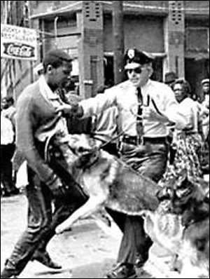 1960's Civil Rights Peaceful Protesters Brutally Attacked by The Police...Lest We Forget?