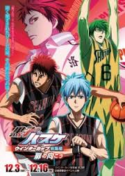 Kuroko no Basket Movie 3: Winter Cup