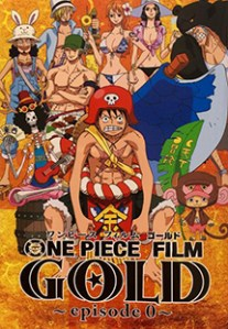 One Piece Film: Gold 711 ver
