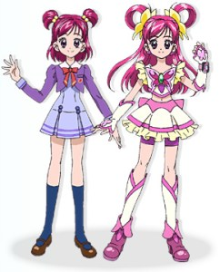 Yes Pretty Cure 5 Go Go