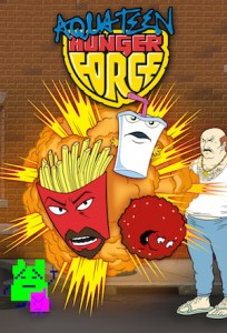 Aqua Teen Hunger Force – Season 3