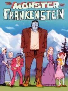 Kyoufu Densetsu Kaiki! Frankenstein