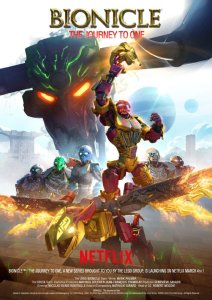 LEGO Bionicle: The Journey to One – Season 1
