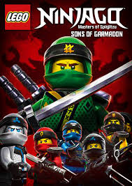 LEGO Ninjago: Masters of Spinjitzu – Season 8