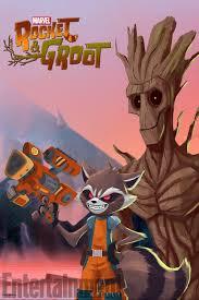 Marvel's Rocket and Groot – Season 1