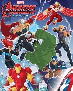 Marvels Avengers: Ultron Revolution – Season 3