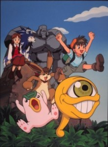 Monster Rancher (Dub)