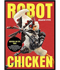Robot Chicken – Season 04