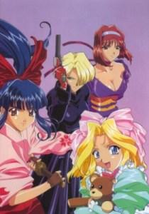 Sakura Wars: Ouka Kenran