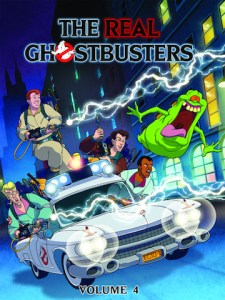 The Real Ghostbusters – Season 4