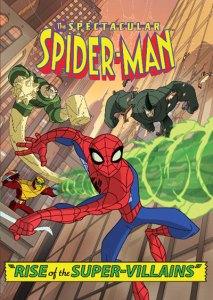 The Spectacular Spider-Man (2008) – Season 2