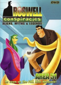 Roswell Conspiracies: Aliens, Myths & Legends – Season 1