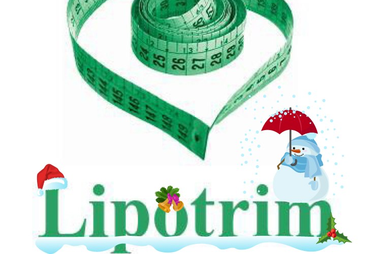 Lipotrim - the best Christmas present