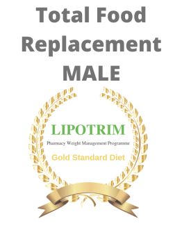 Lipotrim Total Food replacement MALE
