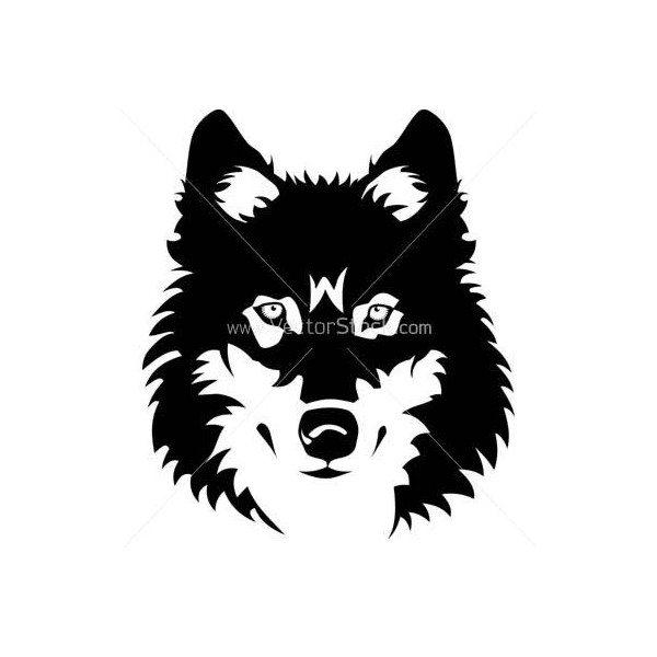 Coloriages  imprimer  Loup numro  4024
