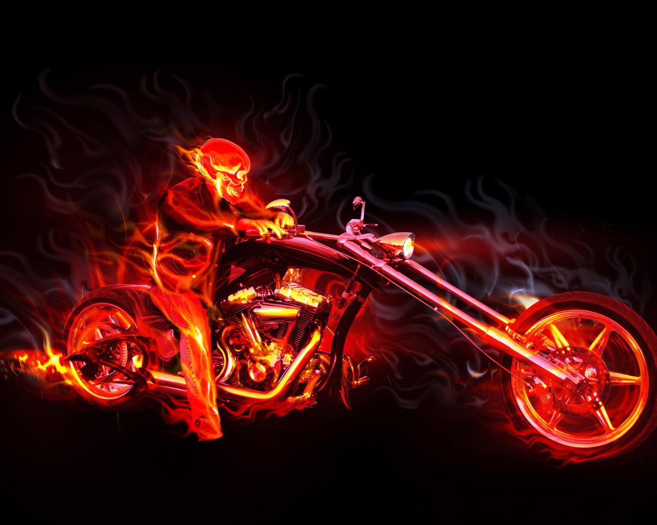 Dessins en couleurs  imprimer  Ghost Rider numro  21839