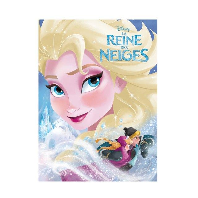 Dessins en couleurs à imprimer : La Reine des neiges, numéro