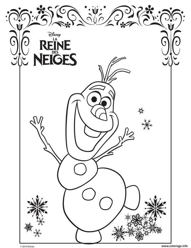 Coloriages à imprimer : La Reine des neiges, numéro : 29
