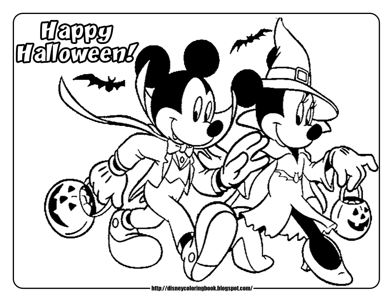 Coloriages A Imprimer Mickey Mouse Numero