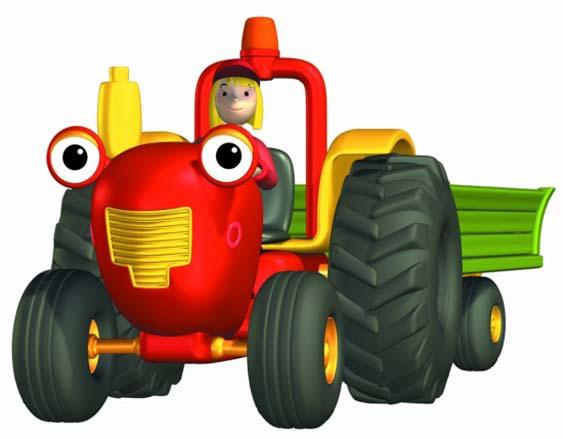 dessin à imprimer: Dessin A Imprimer Gratuit Tracteur Tom