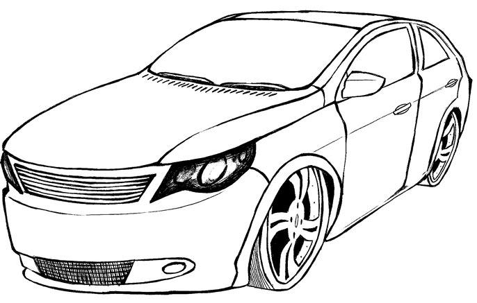 Coloriages à imprimer : Lancia, numéro : 758311