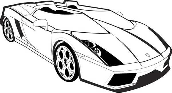Coloriages à imprimer : Maserati, numéro : 106020