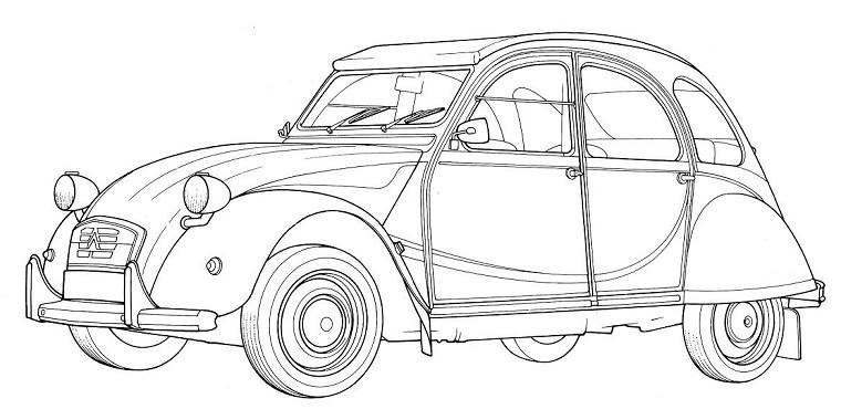 Coloriages à imprimer : Peugeot, numéro : 361741