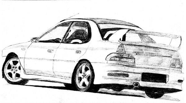 Coloriages à imprimer : Subaru, numéro : 520150