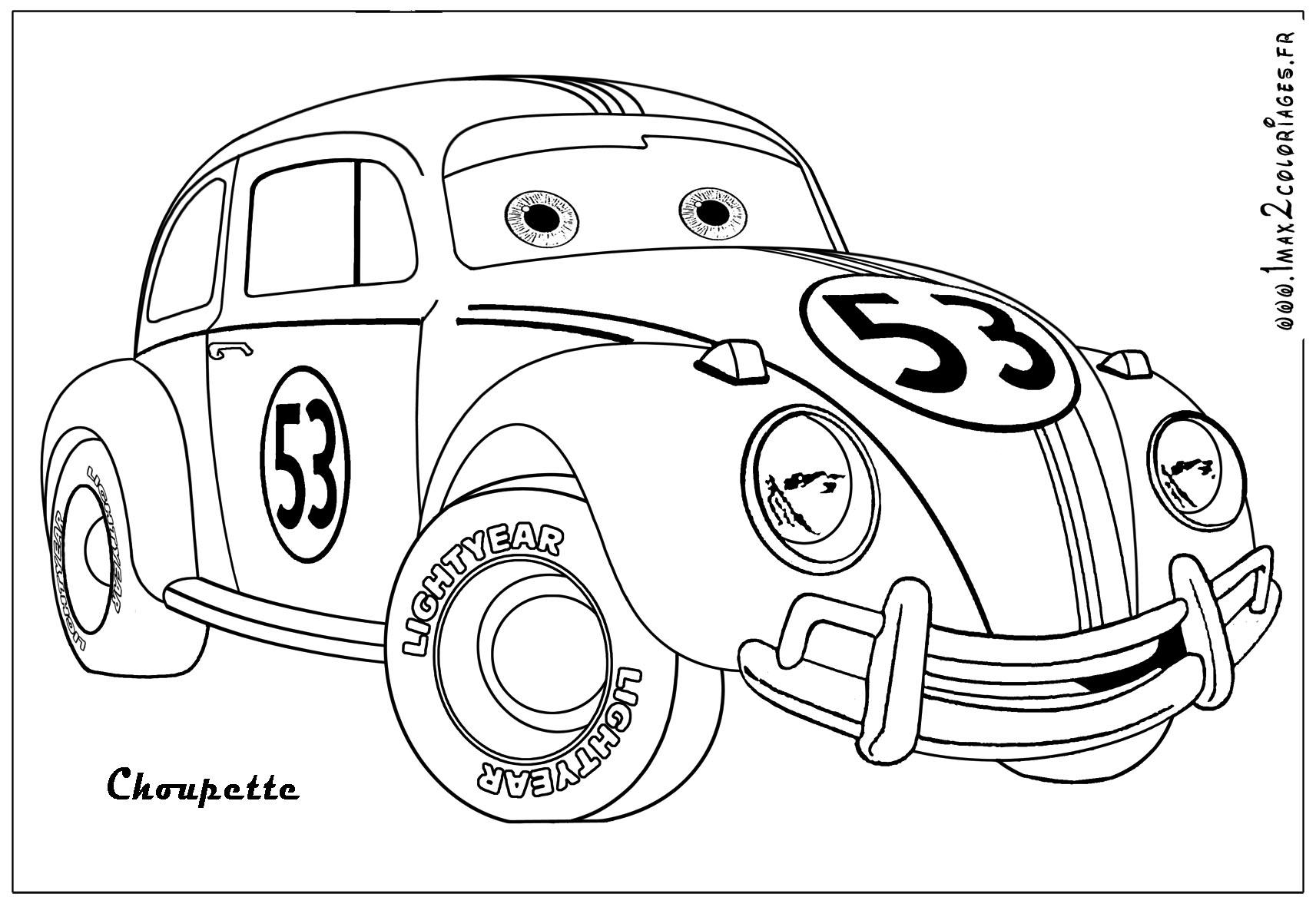Coloriages à imprimer : Volkswagen, numéro : 105392