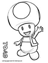 Coloriages à imprimer : Yoshi, Page : 6