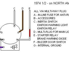 Wiring Diagram For Lucas Ignition Switch Schematic Forum Mg - Afficher Le Sujet Neiman Branchement