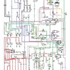 Mg Midget 1500 Wiring Diagram Vw Bug Ignition Coil Forum - Afficher Le Sujet Schéma électrique