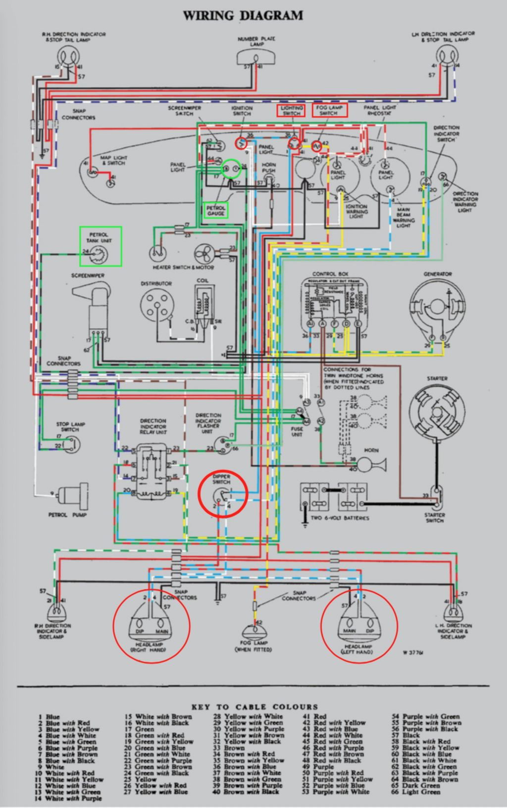 hight resolution of attractive mga wiring diagram illustration electrical circuit 1956 mga wiring diagram enchanting mga