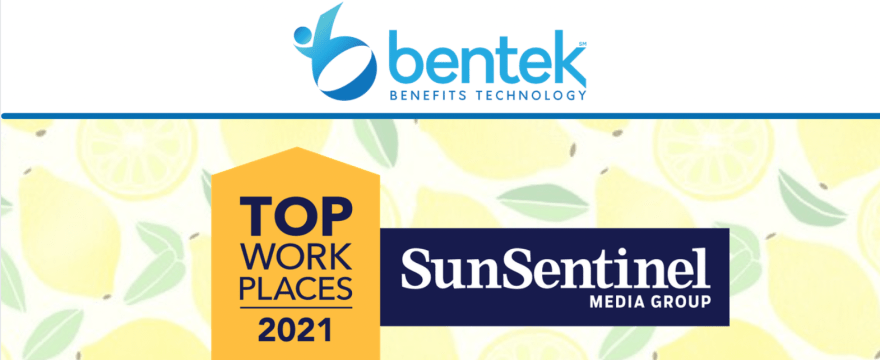 We Ranked #6! Sun Sentinel Top Workplace in South Florida!