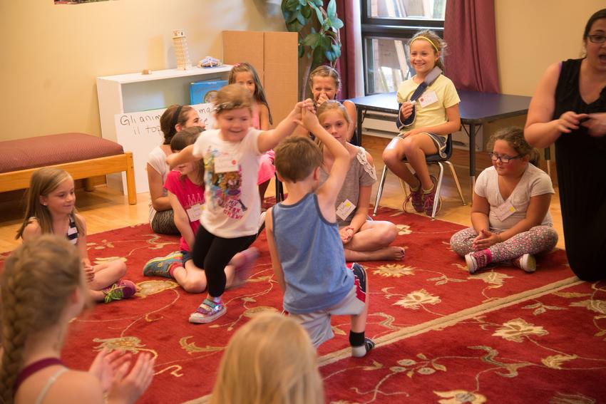 wwwnazedu  Childrens Programs