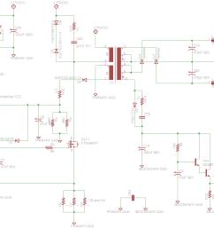 soundcraft spirit e6 mixer power supply schematic [ 2078 x 960 Pixel ]