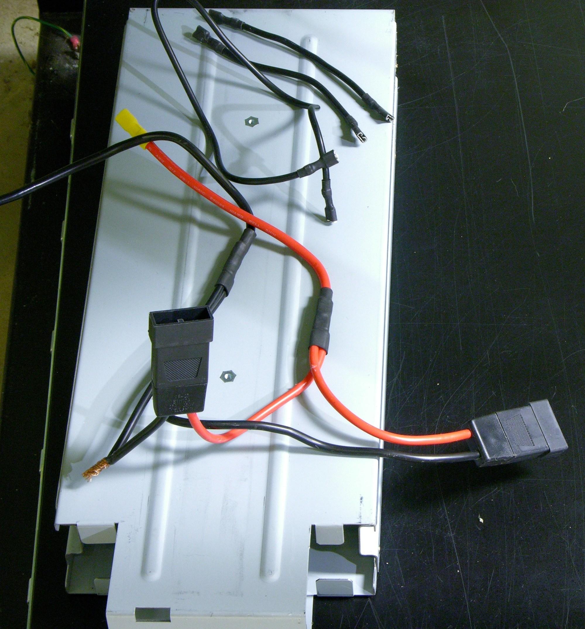 hight resolution of liebert gxt2 2000rt120 ups battery wiring