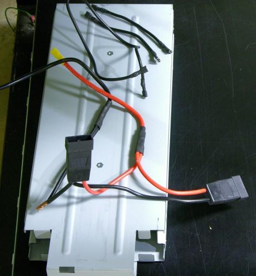 small resolution of liebert gxt2 2000rt120 ups battery wiring