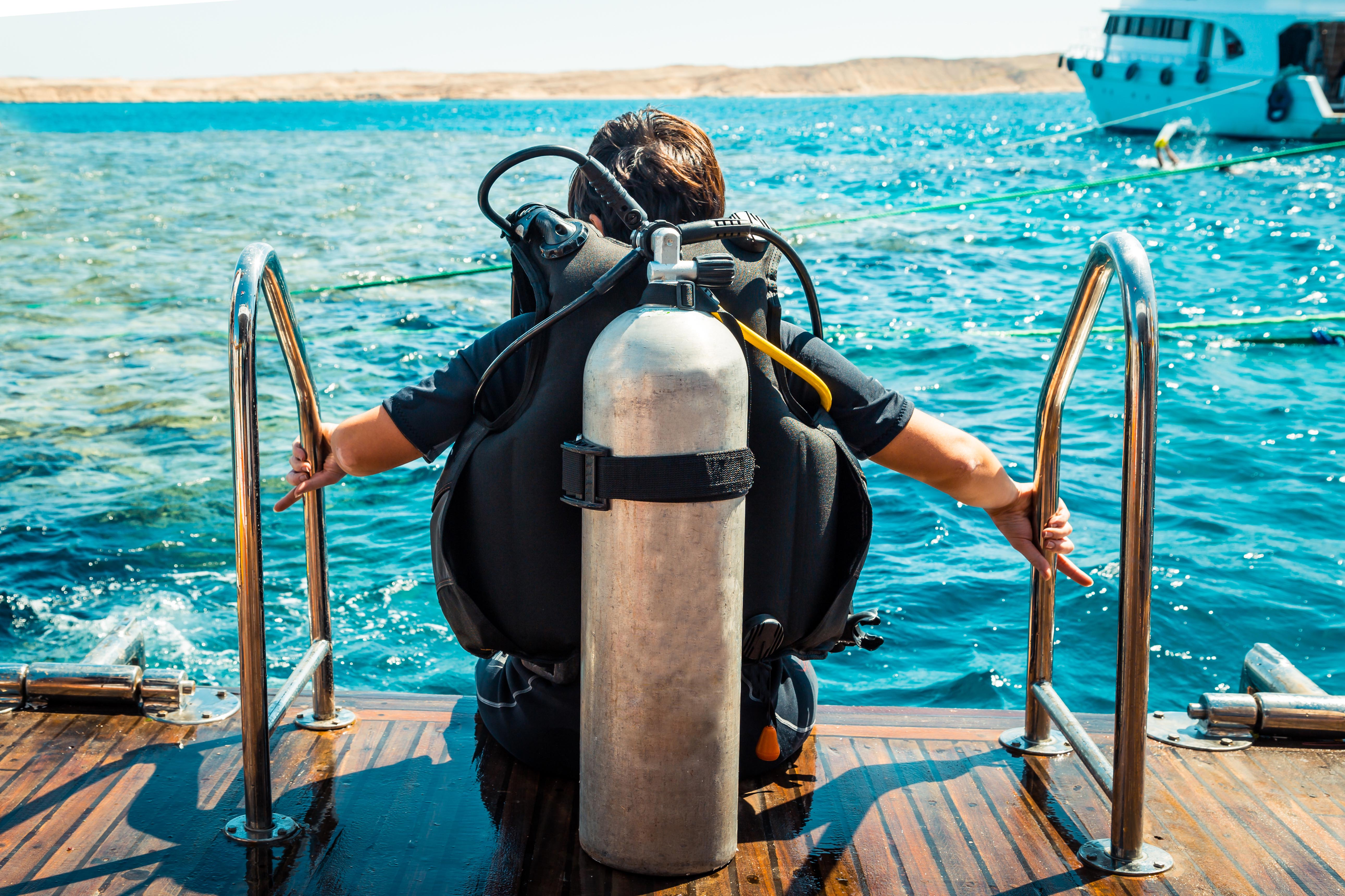 My Favourite Experience Teaching Scuba Diving
